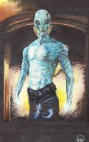 Abe Sapien by ChanChili