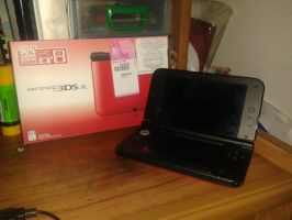 3DS Finally Getto !! by DarkraDx