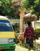 Balinese Transportation by phq
