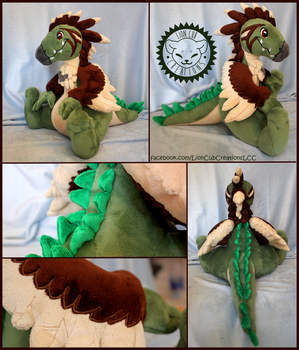 + Commission: Sparradile + by Unicornia-Workshop
