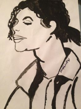 Michael Jackson by Songbird1388