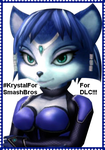 My Stamp 4 (Support Krystal for DLC) by nickanater1