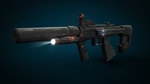 Halo 3: ODST Silenced SMG by XInfectionX