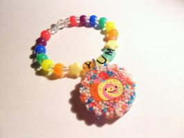 Yummy Jellyroll Resin Kandi by Lutrasaura