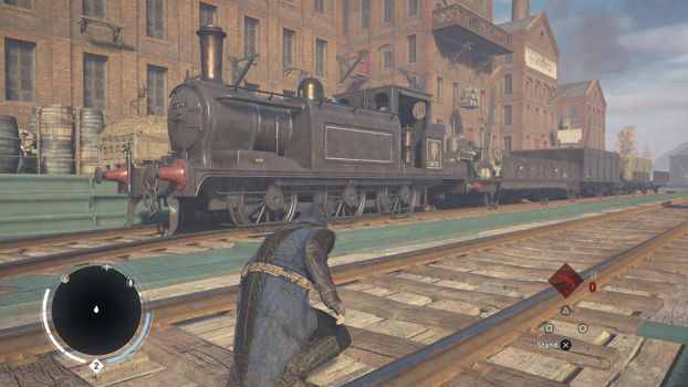 Terrier Tank in Assassin's Creed Syndicate by JasonThe14xx