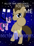 Doctor Whooves by TheTitan99