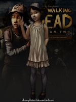Clementine - The Walking Dead by JhonyHebert
