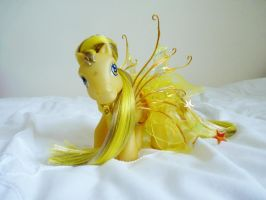 Custom my little pony Tattered star 1 by thebluemaiden