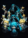 Huge Vocaloid Family by qrullgx13