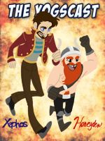 Yogscast Lewis and Simon by WaterLillie24