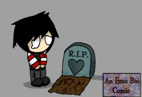 Emo Boi Funeral by hevana