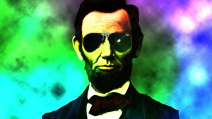 Abraham Lincoln by Paullus23