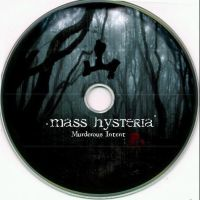 Mass Hysteria CD Template by mjg
