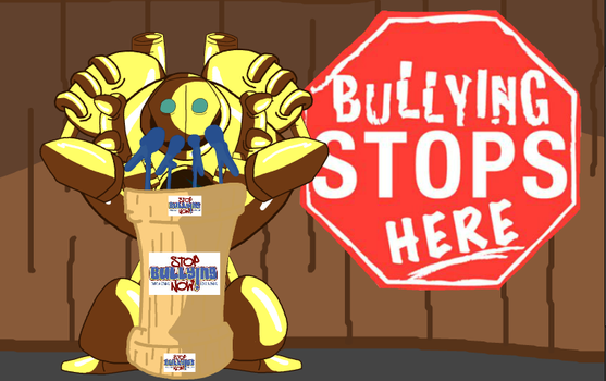 Stop bullying by wondermeow