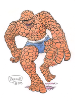 The Thing by Panzerherz