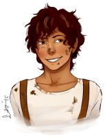 Leo Valdez by sakuraartist
