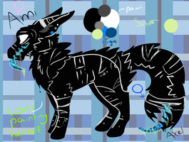 Ami and Axel REF by EXxiilED