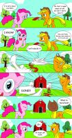 Pinkie`s talent by doubleWbrothers