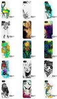 Iphone/Ipod Cases by decaymyfriend
