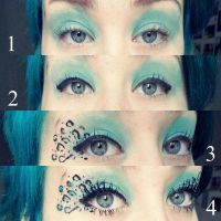 Make-up Tutorial by Bela-maky