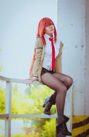 Kurisu Makise by LilyLit
