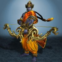 SMITE Rama by ArmachamCorp