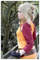 Quistis Cosplay 03 by neolestat