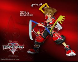 Sora's New toy +Transformed+ by bobdotexe