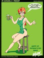 Happy St. Patrick's Day by MaciaPaladin