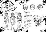 How To Draw DS character Wigfrid by RavenBlackCrow