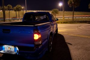 Xrunner Night Shoot 2 by motion-attack