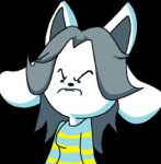 Not paying for Temmie's college education by Trowelhands