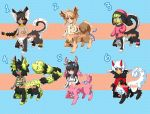 Taur Batch set price PAYPAL HALF OFF (2/6 OPEN) by Kariosa-Adopts