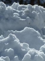 Scrounged Up Snow by AtomicBrownie