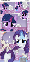 MLP: FiM - Without Magic Page 121 by PerfectBlue97