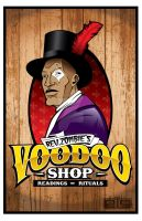 Rev Zombie's Voodoo Shop by GIG-Arts
