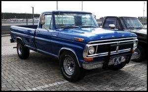 1972 Ford F250 by compaan-art