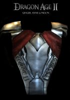 Dragon Age 2 Plate Armor by GingerAnneLondon