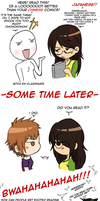 50 shades of pervertion - P-Chan And IlyRox by P-ChanAndP-Kun
