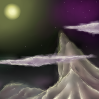 Mountainy Mountains by Meinkenny
