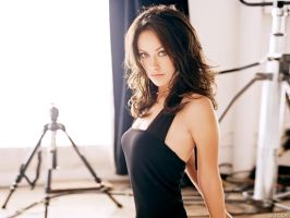Olivia Wilde by Morgadu