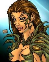 Witchblade color 2 by Xenomrph