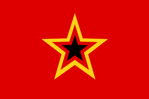 my political flag and my type of Socialism by 19North95