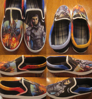 Favorite Shoes on the Citadel by kimmit