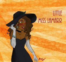 Little Miss Lamarr by Ara-bell