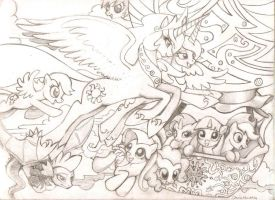 I love My Little Pony Friendship is Magic by Invalid-David