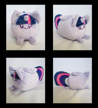 Squeaky Twilight Tubey Fan Art Plush Compilation by CatNapCaps