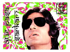 Amitabh Bachchan Bollywood Leg by HPRG