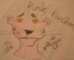 Pink Panther by lioness14