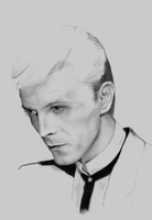 David Bowie WIP 2 by hopelesstwist